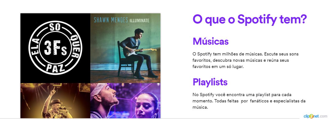 Como cancelar assinatura Spotify