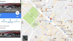 Usar o Google Maps 1