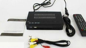 Instalar Conversor Digital na TV Analógica 1