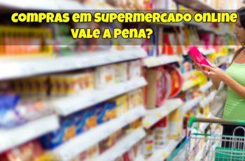 Compras em Supermercado Online 1