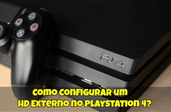configurar um HD externo no playstation